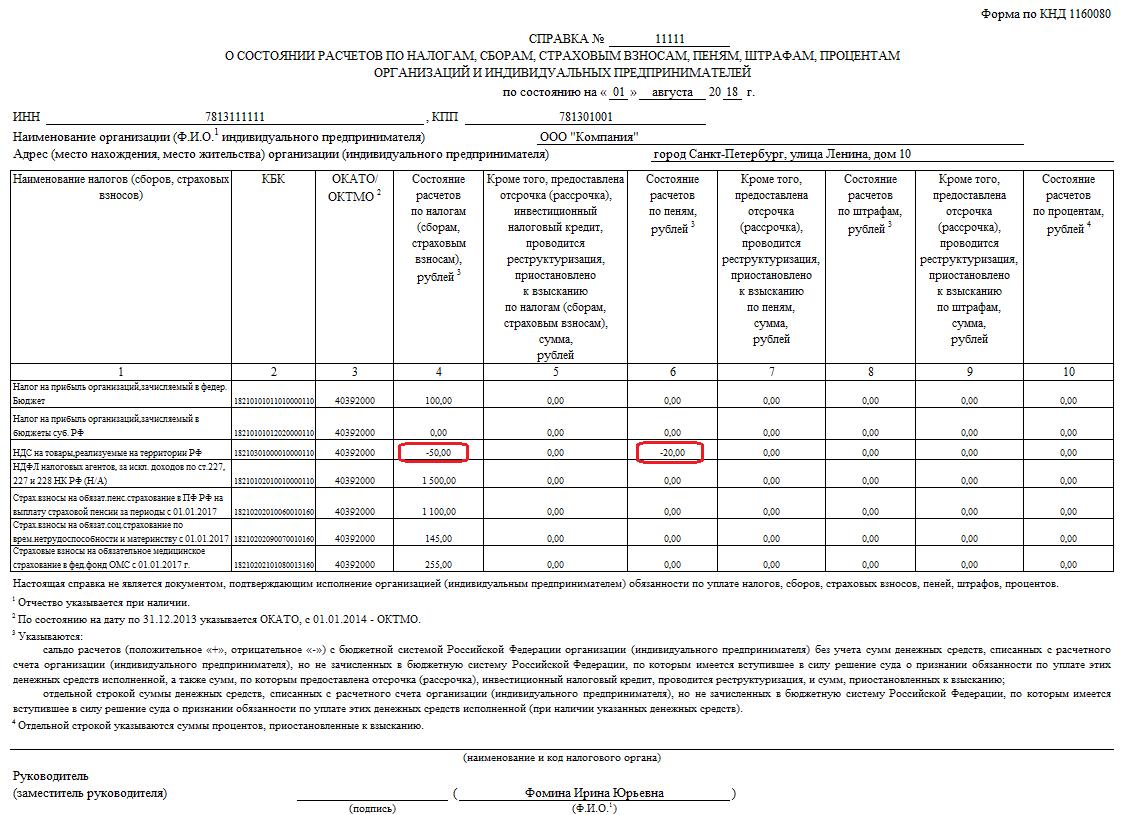 На странице представлен образец бланка документа «справка о состоянии расчетов предприятия с бюджетом и внебюджетными фондами» с возможностью скачать его в формате doc и pdf.