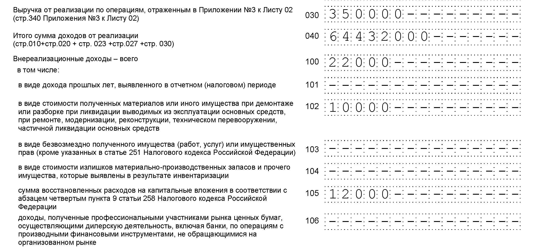 Изображение - Налоговая декларация по налогу на прибыль организаций в 2019 году deklaratsiya-pribyl-zapoln-05-2