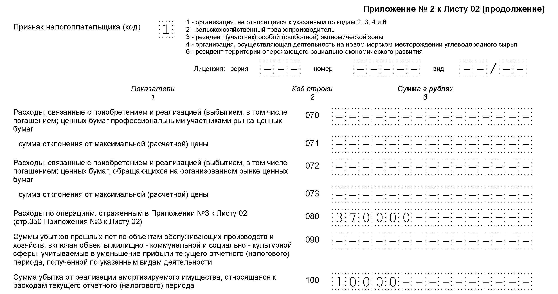 Изображение - Налоговая декларация по налогу на прибыль организаций в 2019 году deklaratsiya-pribyl-zapoln-07