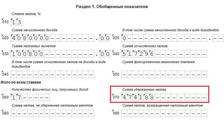 6 ндфл строка 70 сзи 6 получить Булатниковский проезд