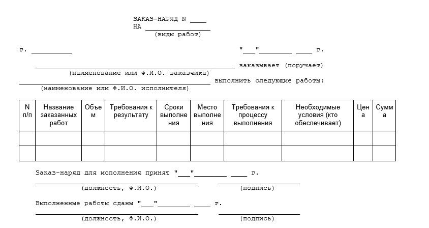 Инвентаризационная опись ос бланк