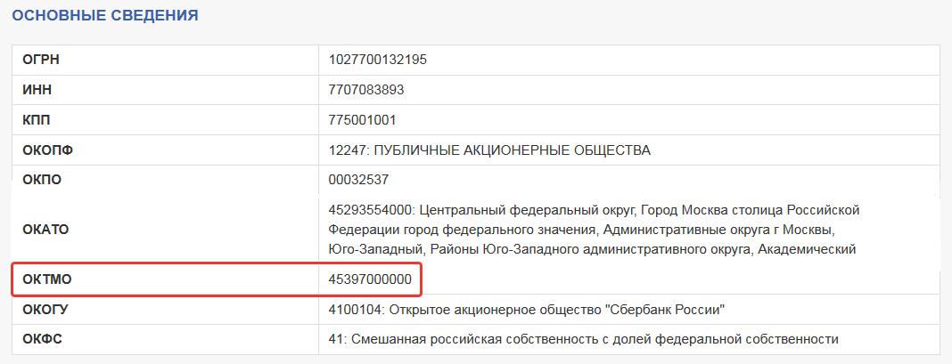 как узнать октмо организации по адресу московская область микрозайм центрофинанс заявка онлайн
