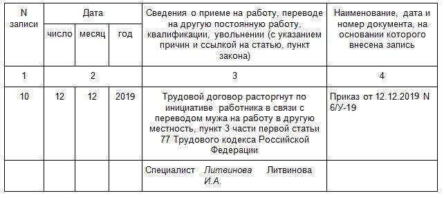 увольнение переводом в другую организацию в рб преимущества golden 1 credit union goleta phone number
