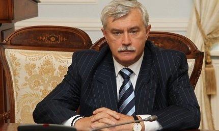 В Петербурге вступил в должность новый старый губернатор
