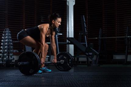 Женщинам России снизили весовую категорию