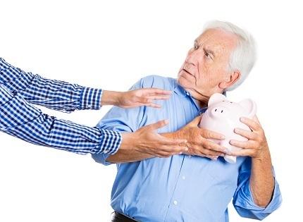Росстат: реальные пенсии россиян стали ниже на 5,3 процента