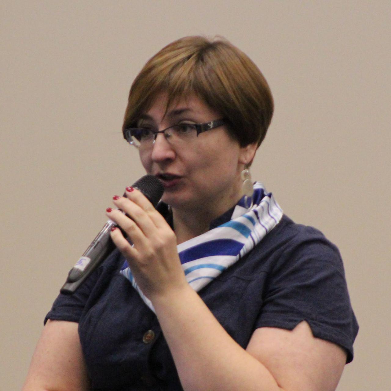 Татьяна Паклинская